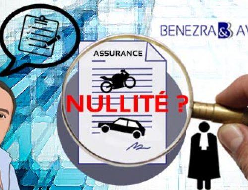Nullité d'un contrat d'assurance pour fausses déclarations, c'est possible !